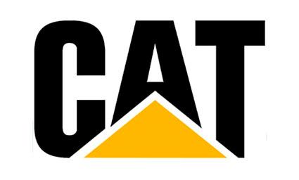 CAT by Caterpillar Logo